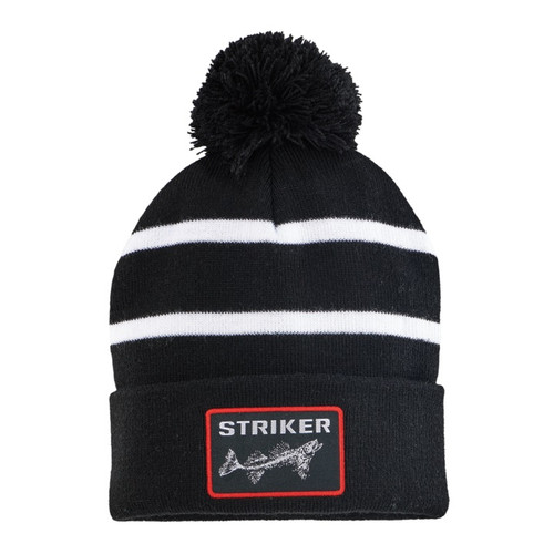 Striker Ice Knit POM Ice Fishing Hat