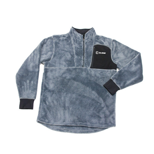 Clam Outdoors IceArmor Poly SubZero Ice Fishing Base Layer, Top