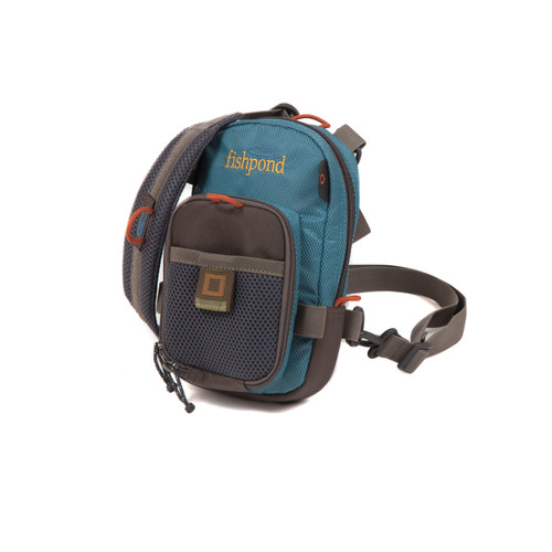 Fishpond Fly Fishing, San Juan Vertical Chest Pack, Tidal Blue