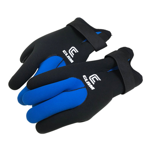 Clam IceArmor Neoprene Ice Fishing Gloves