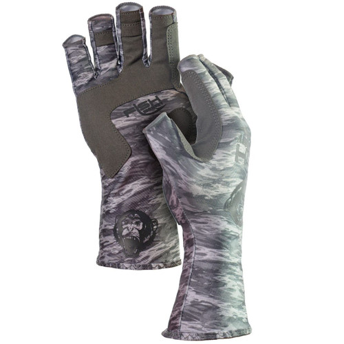 Fish Monkey FM11 Half-Finger Guide Gloves