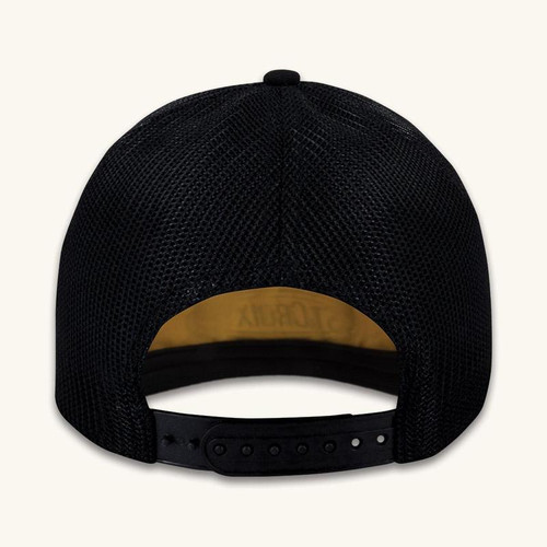 "St. Croix Rods ""Crafted"" Quilted Front Trucker Cap"