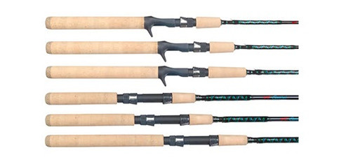 Falcon Coastal Clear Water Bait Casting Saltwater Rod