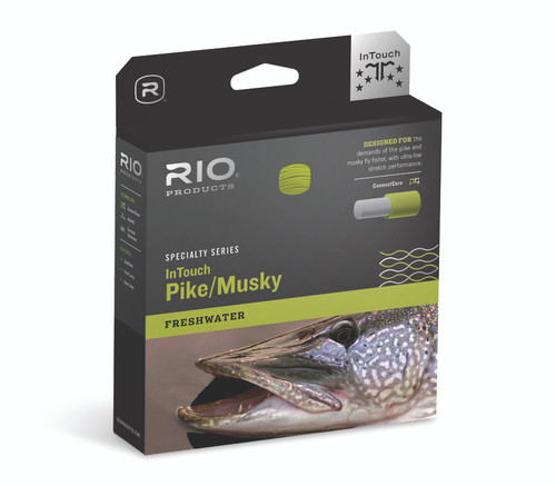 RIO InTouch Pike & Musky Fly Fishing Line