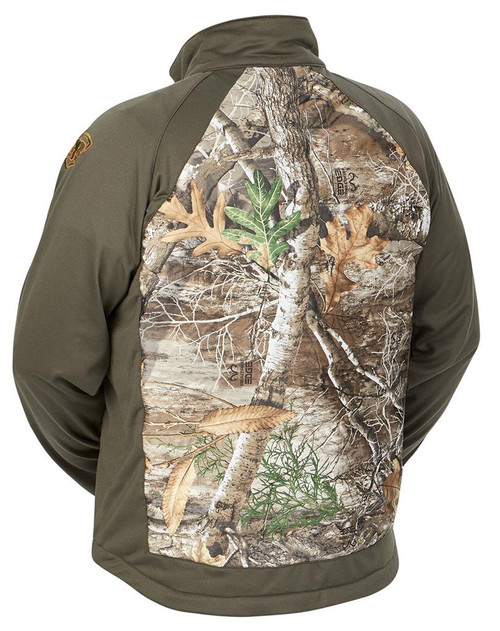 Arctic Shield Men's Echo Loft Hybrid Camo Jacket