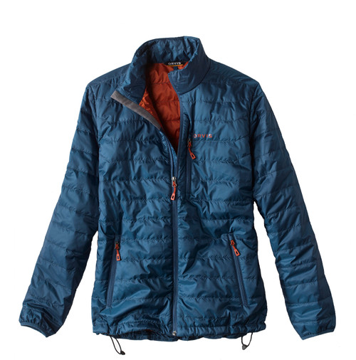 Orvis Men's Recycled Drift Jacket, 25ZM