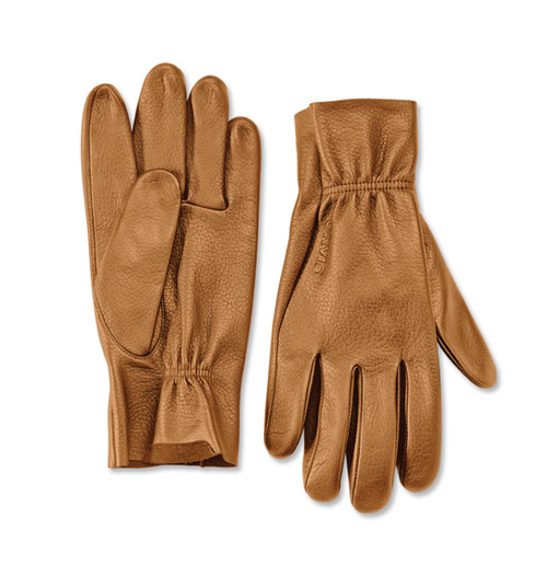 Orvis Uplander Leather Shooting Gloves