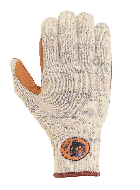 Fish Monkey FM32 Men's Wooly Full-Finger Wool Fishing Gloves