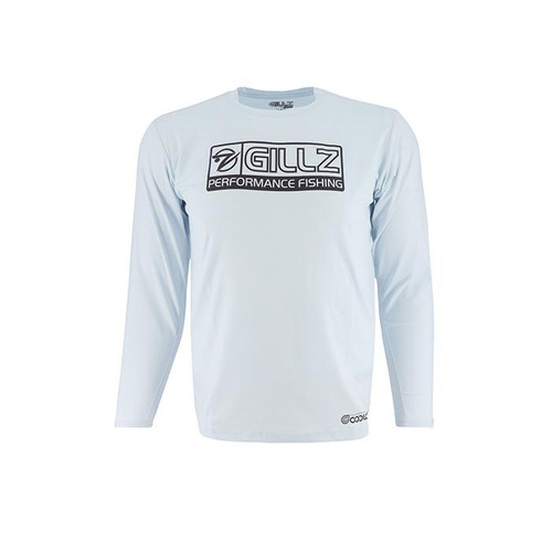Gillz Men's Tournament Series UV Long Sleeve Shirt