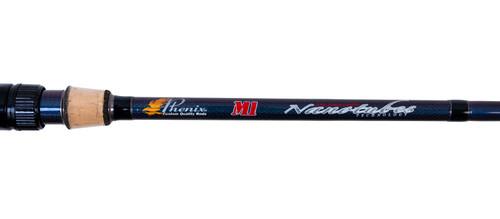 "Phenix M1 ""Vortex"" Bait Casting Bass Fishing Rods"