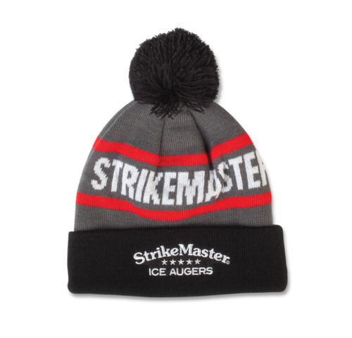 Strikemaster POM Ice Fishing Beanie SMBEANIE