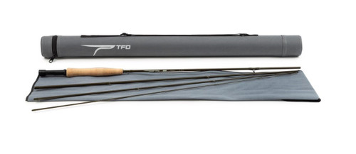 TFO Stealth Series Fly Fishing Rod w/Case