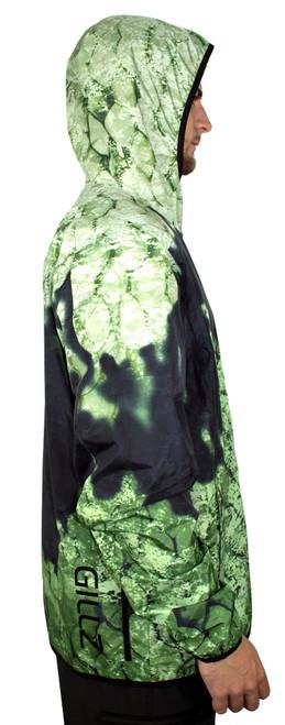 Gillz Men's 2021 Waterman Packable Lightweight Jacket