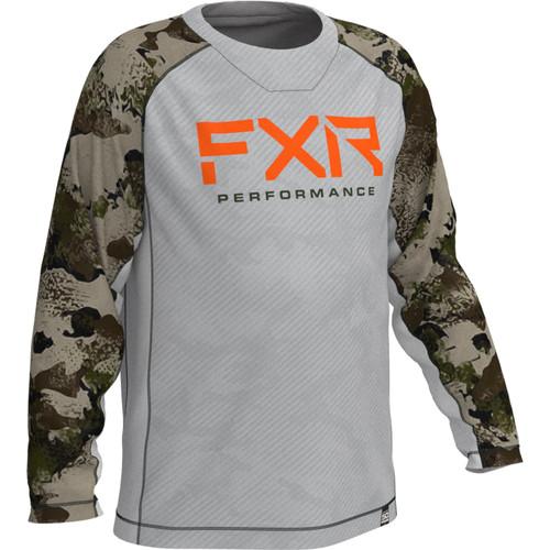 FXR Youth Derby UPF Longsleeve Shirt 212281