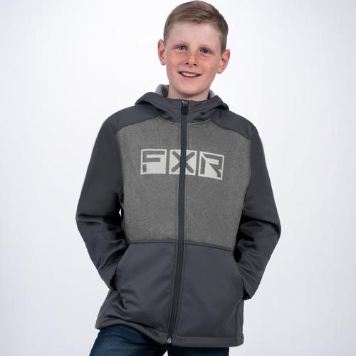 FXR Youth Hydrogen Softshell Jacket 212291