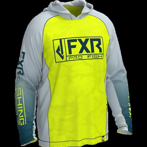 FXR Men's Derby UPF Pullover Hoodie 212093