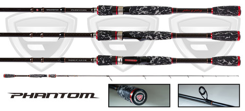 "Favorite Rods ""Phantom"" Spinning Fishing Rod"