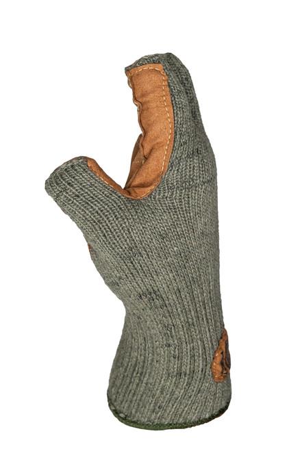 Hunt Monkey HM713 Wooly Hunt Half Finger Gloves