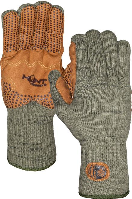 Hunt Monkey HM714 Wooly Hunt Full Finger Gloves