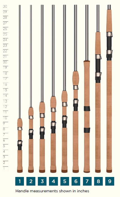 St. Croix Avid Series Carp Spinning Fishing Rods