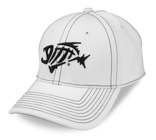 G. Loomis - A-Flex Technical Cap, White
