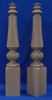K05 Newel Posts-Large Newel Posts-Oversized Newel Posts-Unique Newel Posts