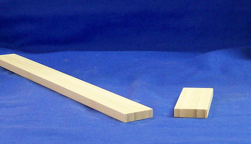 "K6000 1-1/4"" fillet shown in bamboo natural vertical"