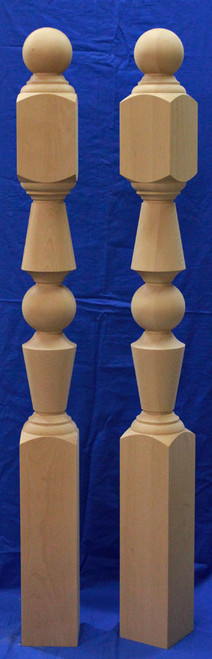 K3102 Large Newel Post 5-1/4""