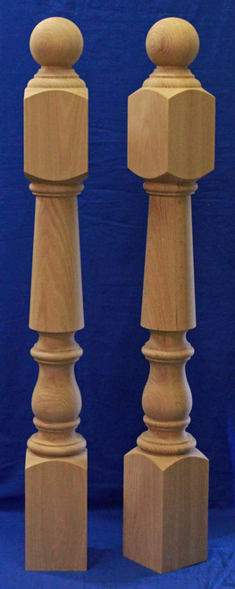 K3106 Large Newel Post 5-1/4""