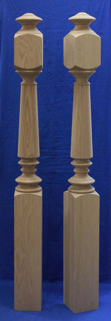 K3114 Large Newel Post 5-1/4""