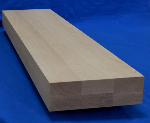 3-1/2 inch Thick Stair Treads