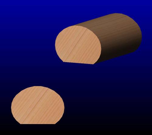 K6004 Wood Handrail