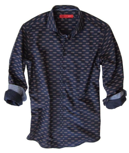Long Sleeves *PIMA COTTON Men Shirt