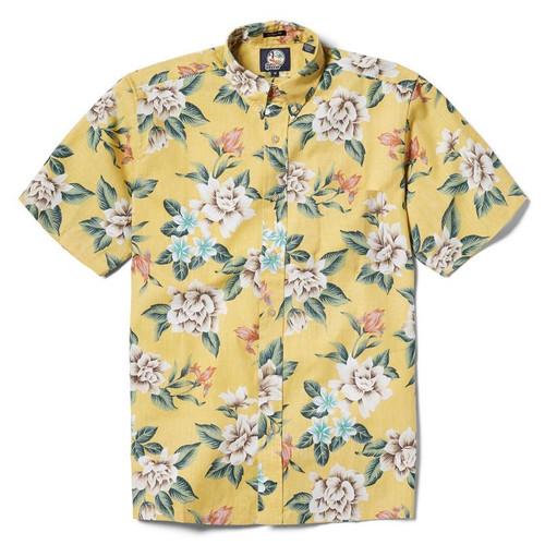 Hou Pua Nui Classic Fit - Yellow