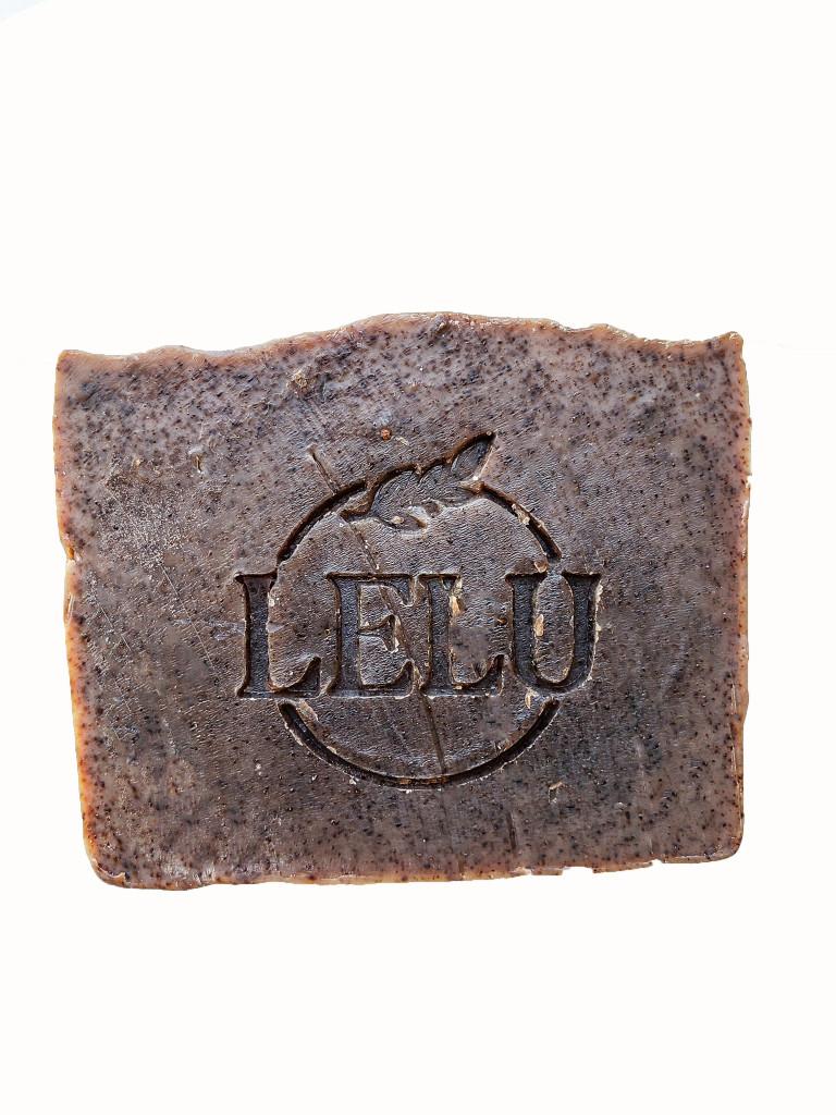 Lavender and Cedar All Natural Handmade Soap  100% Essential Oil  Lelu Soap Lab