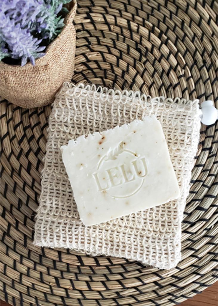 Sisal Soap Pouch / Soap Saver