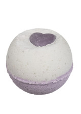 Lavender Tranquil Bath Bomb with Lavender Essential Oil Lelu Soap Lab