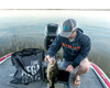 Plenty of room to hold your limit of big bass!