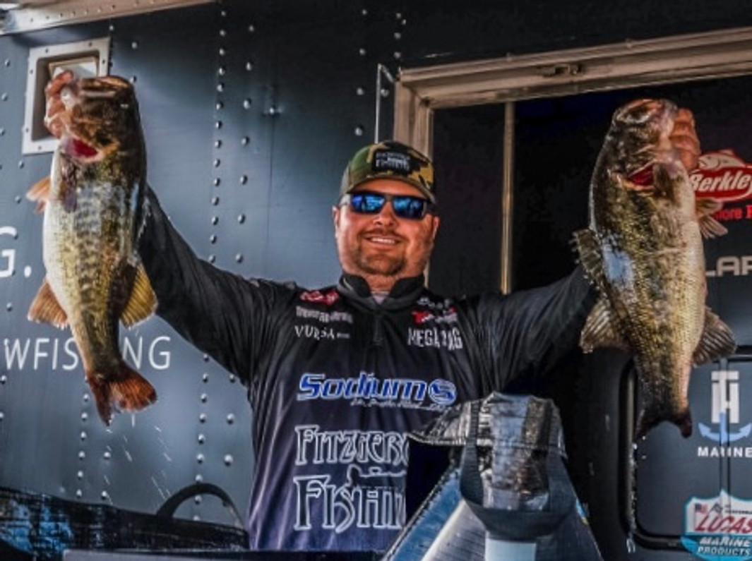 Fitzgerald wins FLW on the St. Johns River