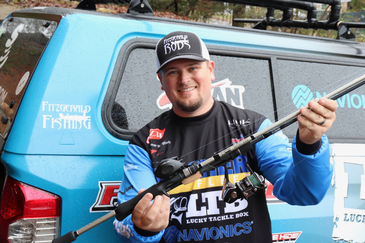 Burghoff Expands With Fitzgerald Fishing