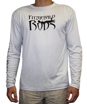 F.R. Performance Shirt (Light Grey/Black)