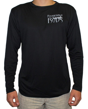 F.R. Performance Shirt Black