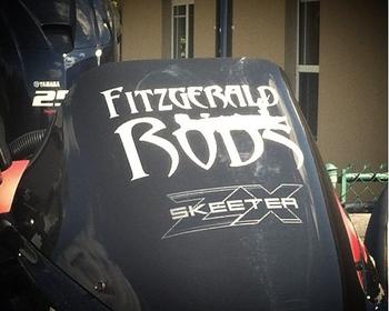 Fitzgerald Boat/Truck Stickers