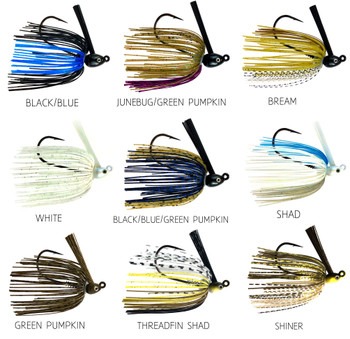 Tungsten Swim Jig