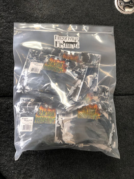 Reclosable Tackle Bags