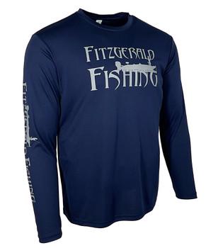 FF-Navy Performance Shirt