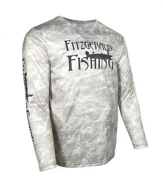 FF-Mossy Oak Element Bonefish Performance Shirt