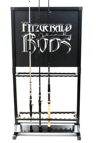 Fitzgerald Rods Rod Rack