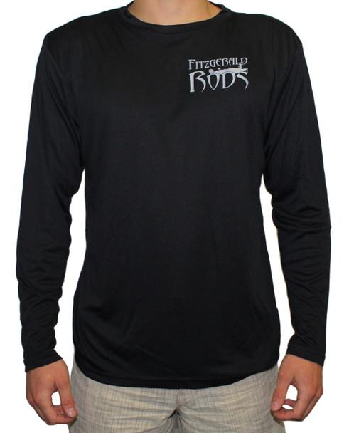 F.R. Performance Shirt Black