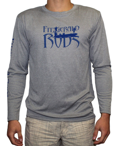F.R. Performance Shirt (Saltwater Logo)